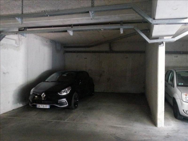 Biens vendre parking marseille 12 13012 prix 15 000 for Agence immobiliere 13012